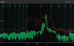 Audizr - Spectrum Analyzer 0.9.8 Screen 1
