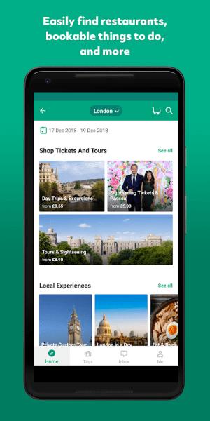 TripAdvisor Hotels Restaurants 29.3.2 Screen 4