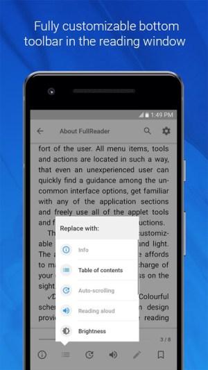 FullReader – e-book reader 4.0.7 Screen 12