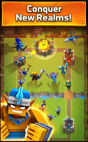 Android Royale Clans – Clash of Wars Screen 13