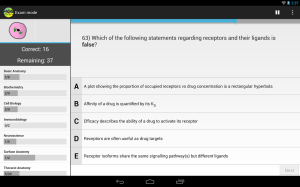 Android Medicine MCQs for Med Students Screen 2