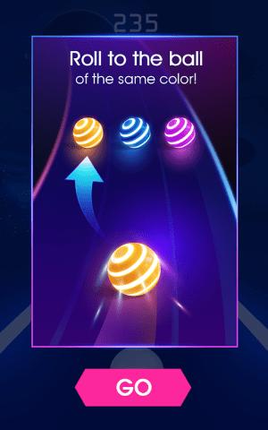Dancing Road: Color Ball Run! 1.5.2 Screen 1