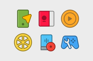 ANDROMEDA - Icon Pack 3.6 Screen 3