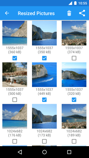 Photo & Picture Resizer: Resize, Batch, Crop 1.0.235 Screen 7