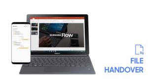 Samsung Flow 4.5.09.12 Screen 3