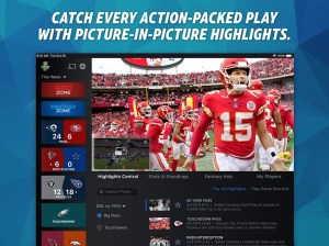 NFL Sunday Ticket for TV and Tablets 2.10.006 Screen 1