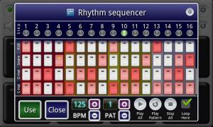 Drum Machine 1.4 Screen 6