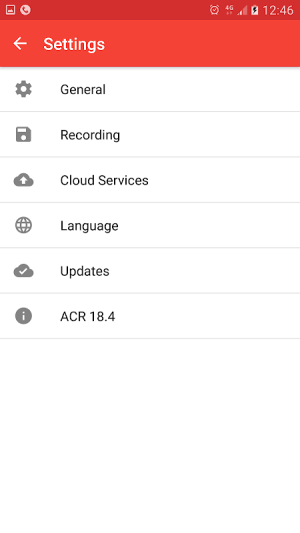 Call Recorder - ACR 33.0-unChained Screen 5