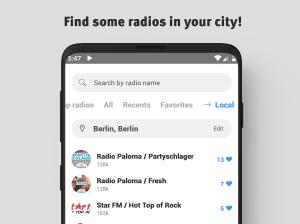 Player Radio Germany FM 1.2.12 Screen 4