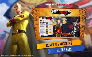 Android Free Fire MAX Screen 4