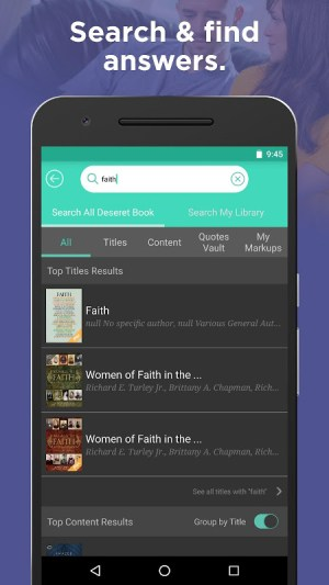 Deseret Bookshelf 4.9.2 Screen 4