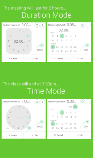 Android Silent Mode+ PRO (DND) Screen 3