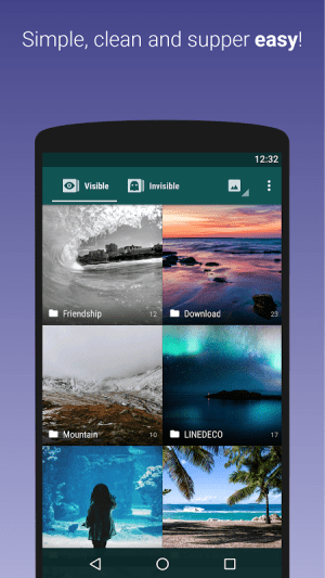 Hide Something - Photo, Video 4.4.0 Screen 1