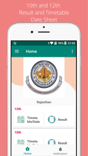 Android 10th 12th Board Result Timetable/Date Sheet 2020 Screen 4