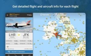 Flightradar24 Flight Tracker 8.7.4 Screen 3