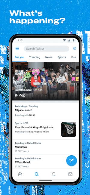 Twitter 8.73.0-release.00 Screen 7
