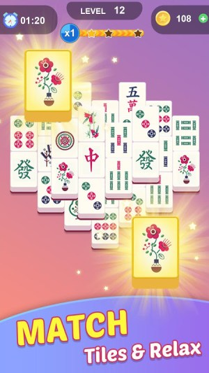 Mahjong Tours: Free Puzzles Matching Game 1.59.5111 Screen 3