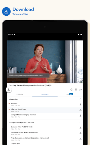 LinkedIn Learning: Online Courses to Learn Skills 0.150.0 Screen 15