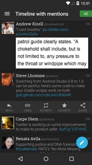 Plume for Twitter 6.26.2 Screen 8