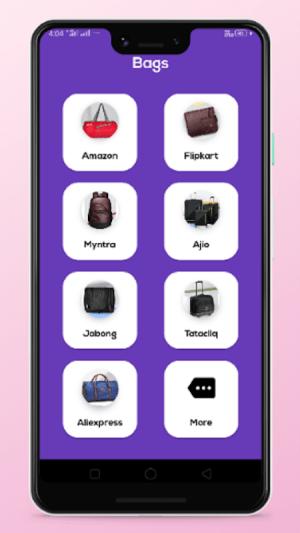 men bags shopping 4.0 Screen 4