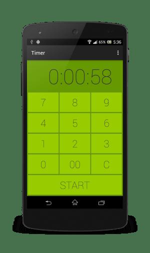 Timer-Kitchen timer&Stopwatch 1.2.3 Screen 6