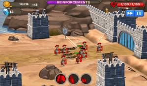 Android Grow Empire: Rome Screen 1