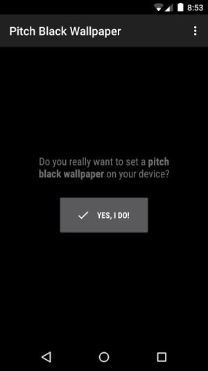Pitch Black Wallpaper 3.5.0 Screen 5
