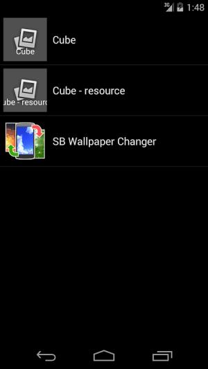 SB Wallpaper Changer 1.0.22 Screen 7