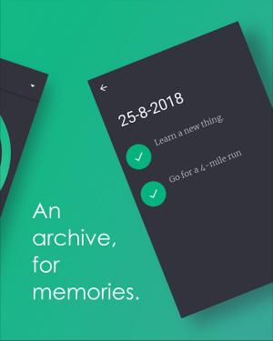 ProGo App - Productive goals 2.1.1 Screen 2