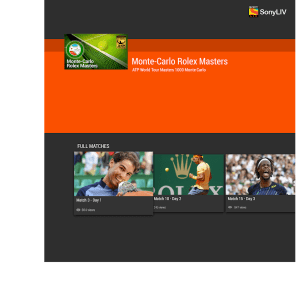 SonyLIV Live TV Sports Movies 1.1.7 Screen 3