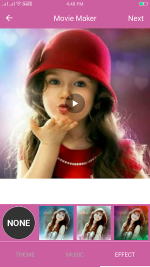 Birthday Video Maker With Song 1.0 Screen 5