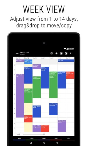 Business Calendar 2 Pro・Agenda, Planner, Organiser 2.37.4 Screen 9