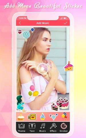 Birthday Photo Video Maker 1.3 Screen 6