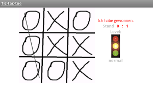 Tic-tac-toe 3.2 Screen 4