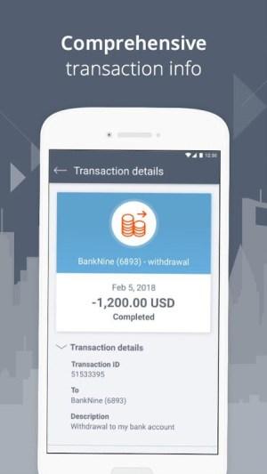 Payoneer – Global Payments Platform 5.2.0 Screen 5