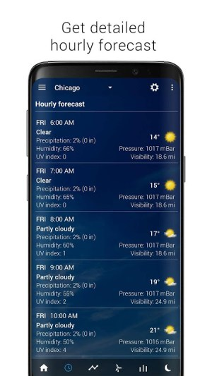 Transparent clock weather Pro 4.0.1.2 Screen 6