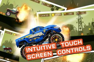 Mad Truck 2 -- monster truck hit zombies 3.71.9 Screen 4