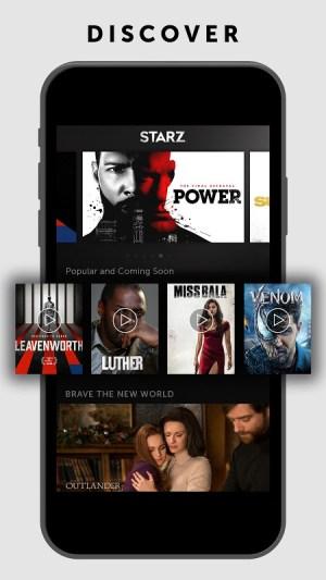 STARZ 3.2.1 Screen 3