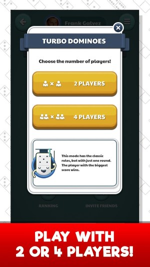 Dominoes Jogatina: Classic and Free Board Game 4.6.0 Screen 6