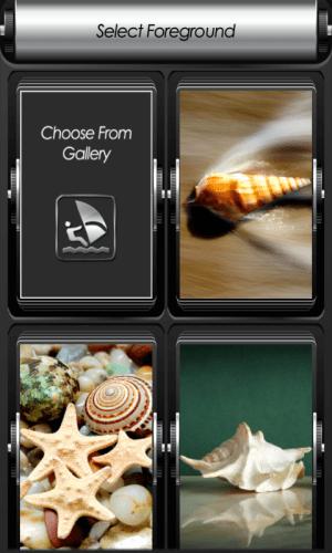 Seashells Zipper Lock Screen 1.2 Screen 2