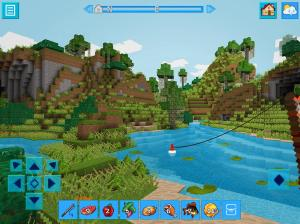 AdventureCraft: 3D Craft Building & Block Survival 4.2.0 Screen 4