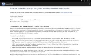 RouterCheck 0.9.22 Screen 7