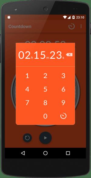 Chronometer 2.4 Screen 4