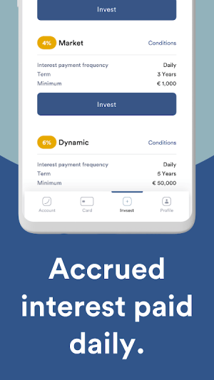 Iban Wallet: Invest and Grow 1.36.2 Screen 3