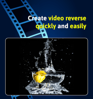 Reverse Video Master - Rewind video & Loop video 2.0.9 Screen 1