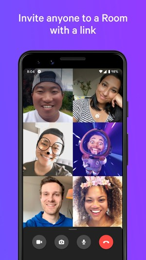 Messenger – Text and Video Chat for Free 323.1.0.12.119 Screen 5