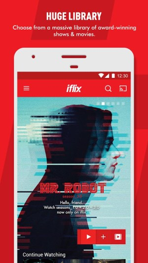 iflix 2.46.1-9412 Screen 10