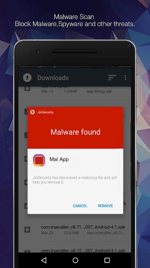 JioSecurity: Malware Scan, Antivirus, App Lock 4.8.2.4566 Screen 8