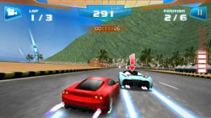 Fast Racing 3D 1.8 Screen 1