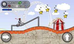StickMan BMX Stunts Bike 1.3.1 Screen 1